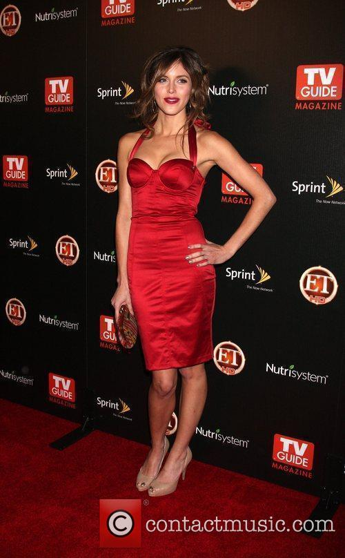 Kayla Ewell TV GUIDE Magazine's Hot List Party...