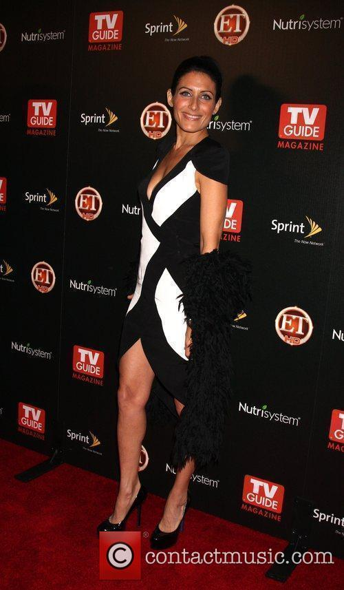 Lisa Edelstein TV GUIDE Magazine's Hot List Party...