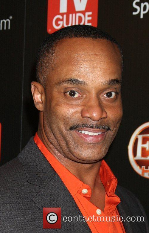 Rocky Carroll TV GUIDE Magazine's Hot List Party...