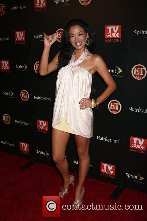 Stephanie Jacobsen TV GUIDE Magazine's Hot List Party...