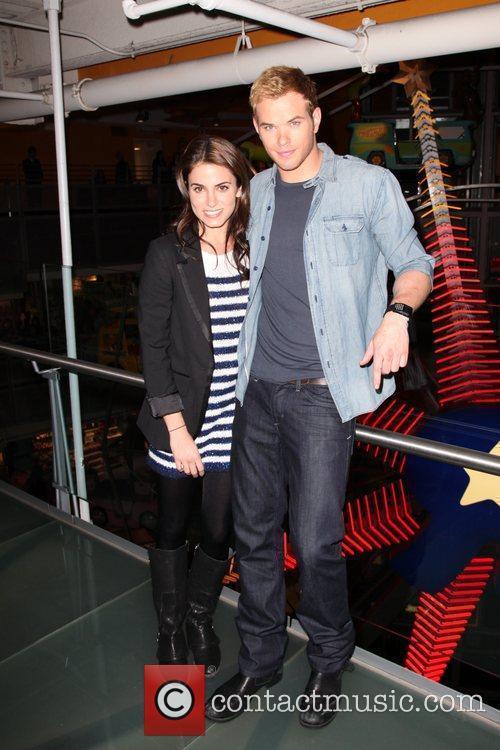 'The Twilight Saga: New Moon' stars Nikki Reed...