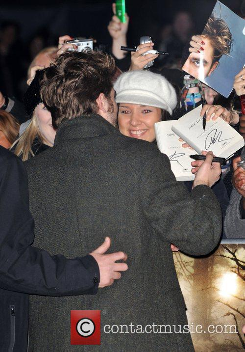 Robert Pattinson UK Fan Party of the 'Twilight...