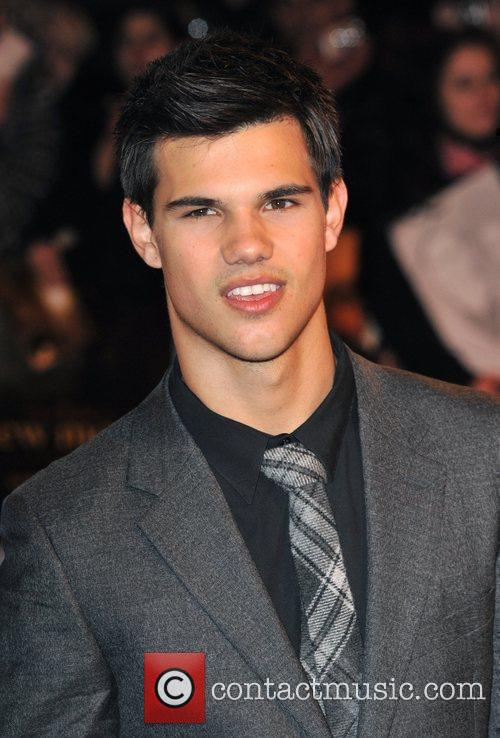 Taylor Lautner UK Fan Party of the 'Twilight...