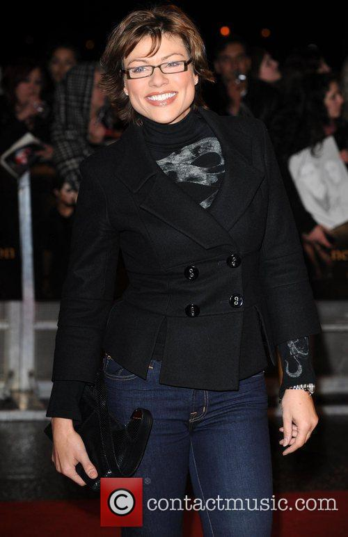 Kate Silverton UK Fan Party of the 'Twilight...