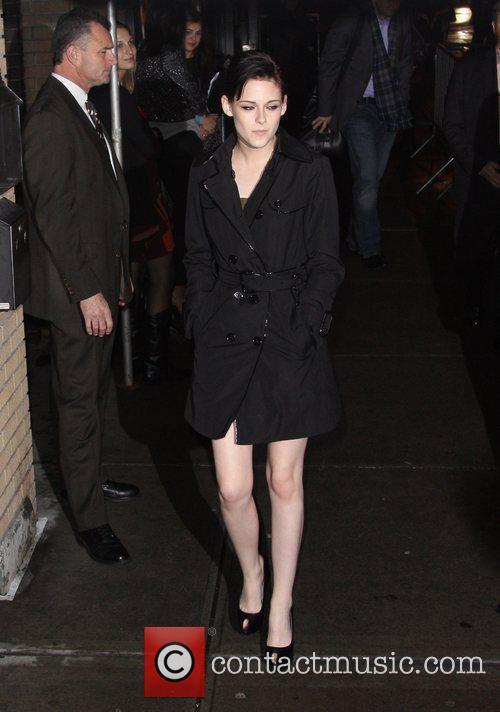 Kristen Stewart The Cinema Society & D&G screening...