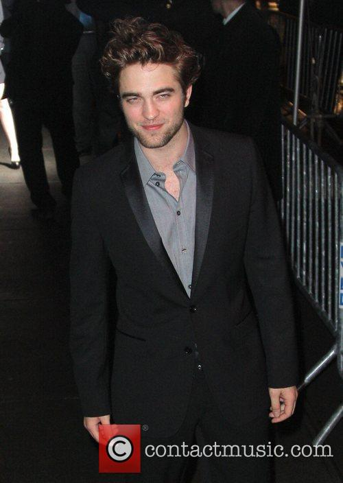 Robert Pattinson The Cinema Society & D&G screening...