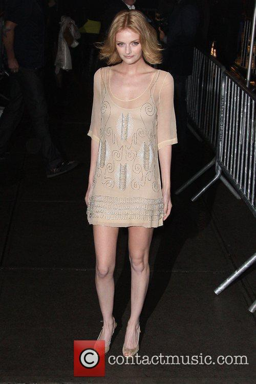 Guest The Cinema Society & D&G screening of...