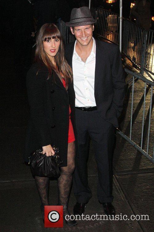 Patrick Wilson and wife Dagmara Dominczyk  The...
