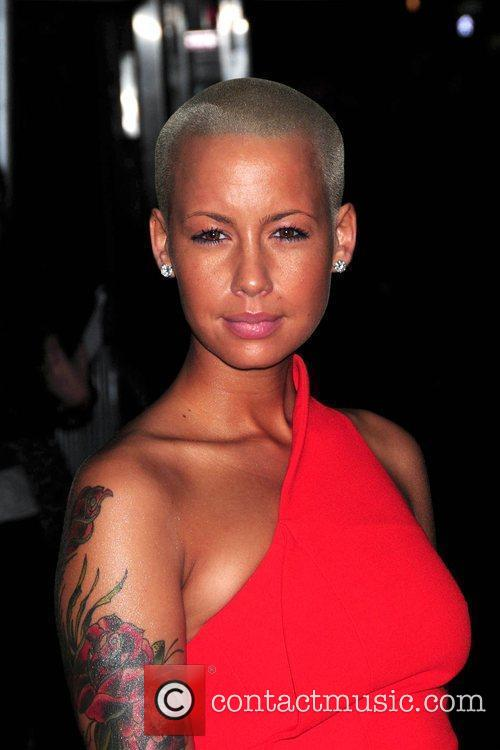 Amber Rose Picture - Amber Rose The Cinema Society & D&G Screening...