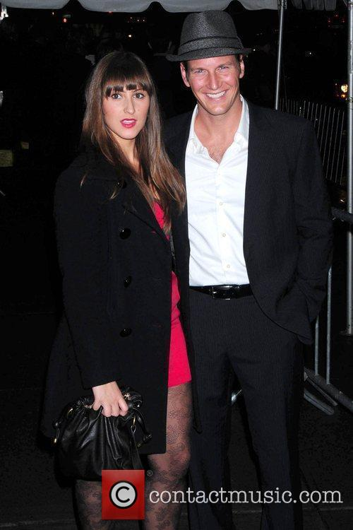 Patrick Wilson and guest The Cinema Society &...