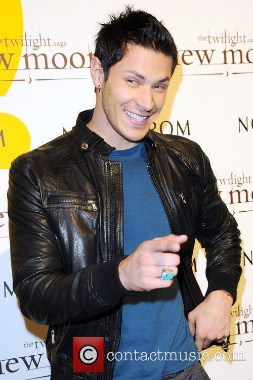 Alex Meraz 'The Twilight Saga: New Moon' stars...