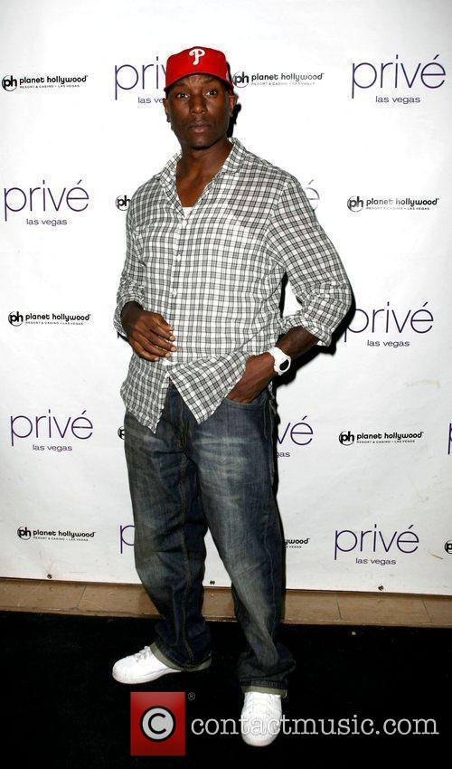 Hosts an evening at 'Prive' nightclub at Planet...