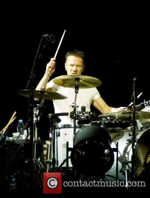 Larry Mullen and Chicago 2