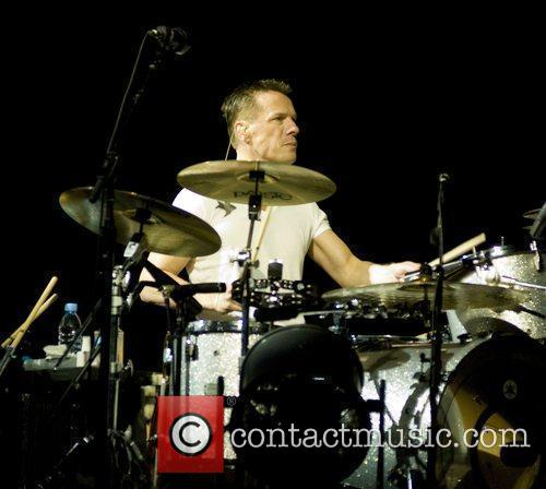 Larry Mullen and Chicago 1