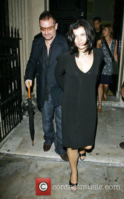 Bono and U2 4