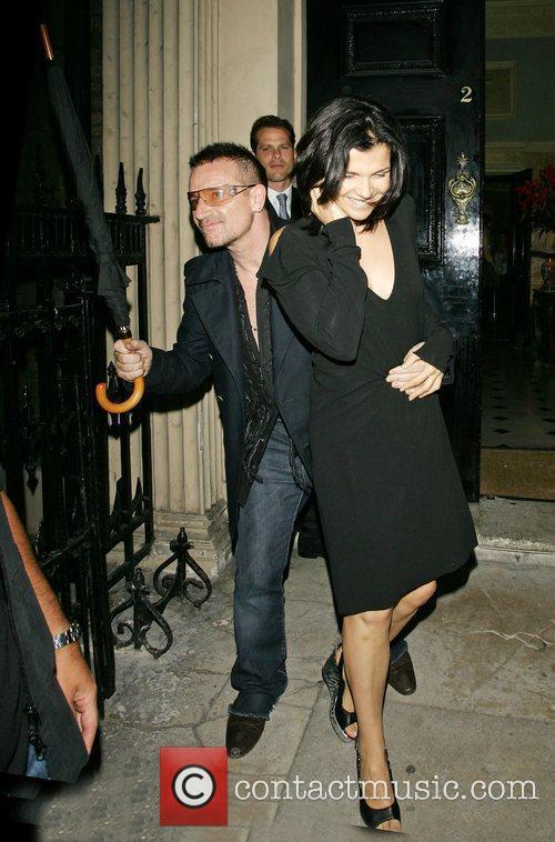 Bono and U2 6