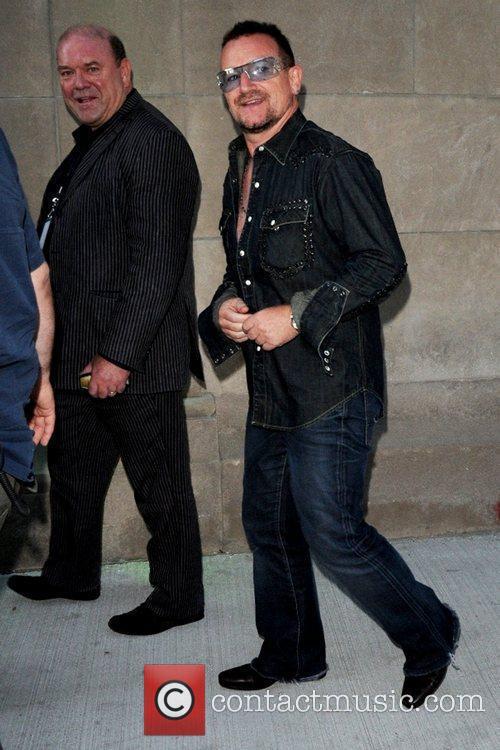Bono, Mtv and U2 7