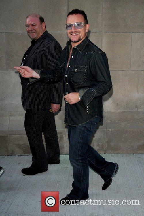 Bono, Mtv and U2 5