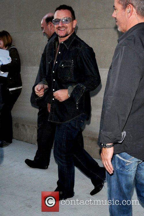 Bono, Mtv and U2 6
