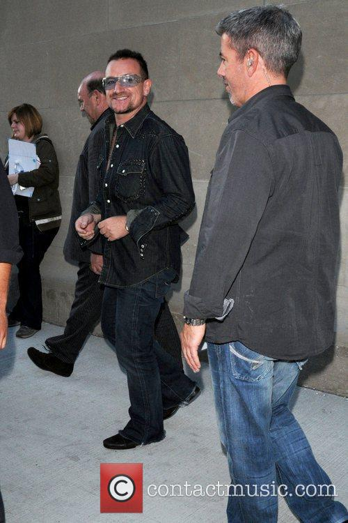 Bono, Mtv and U2 3
