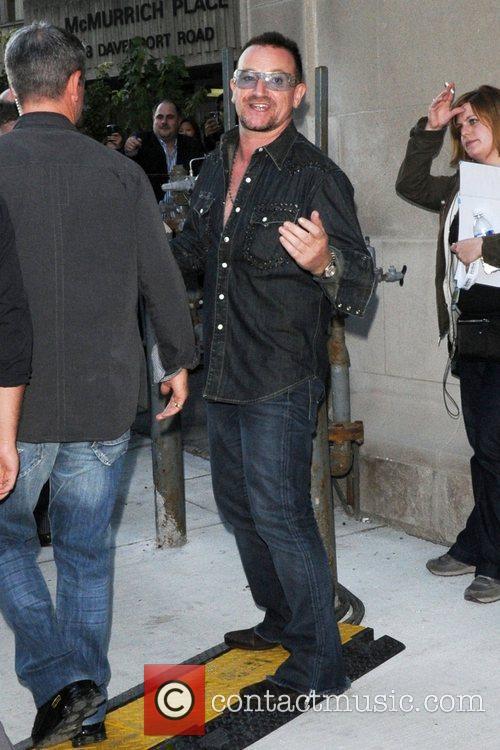 Bono, Mtv and U2 4