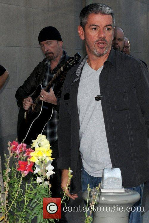 The Edge, Mtv and U2 3