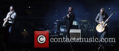 Adam Clayton and Bono 4