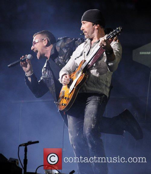 Bono and The Edge 2