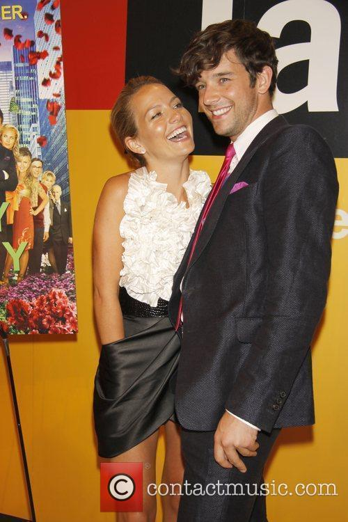 michael urie and becki newton. Becki Newton and Michael Urie