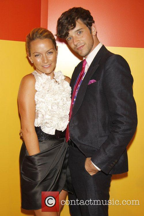 Becki Newton and Michael Urie 9