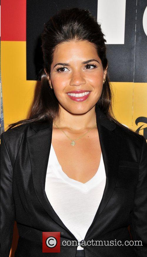 The 'Ugly Betty' New York Times 'TimesTalk' interview...