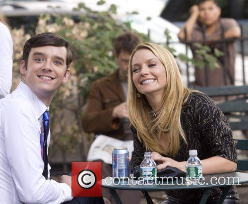 Michael Urie and Becki Newton 1