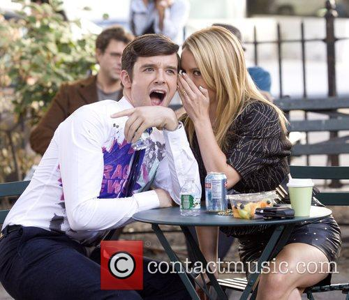 Michael Urie and Becki Newton 4