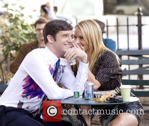 Michael Urie and Becki Newton 3