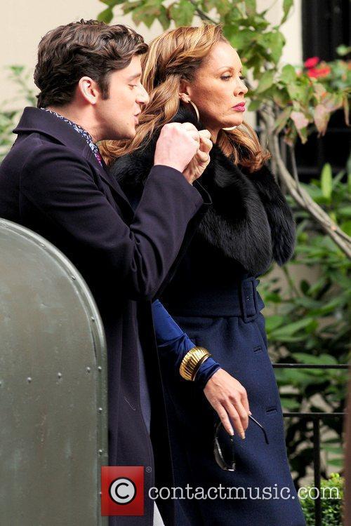 Michael Urie and Vanessa Williams 1