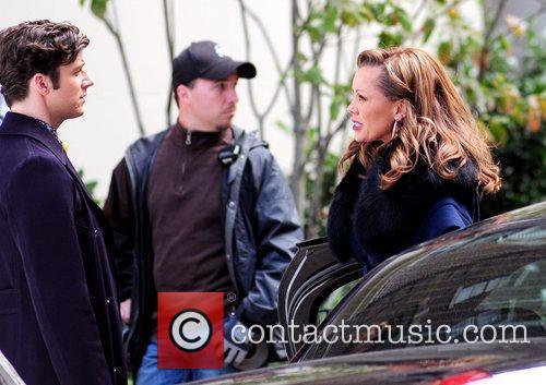 Michael Urie and Vanessa Williams 9