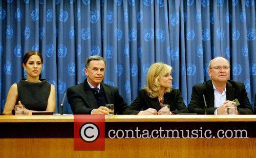 Ana Ortiz, Tony Plana and Judith Light and...