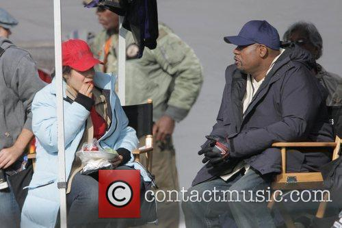 America Ferrera and Forest Whitaker 5