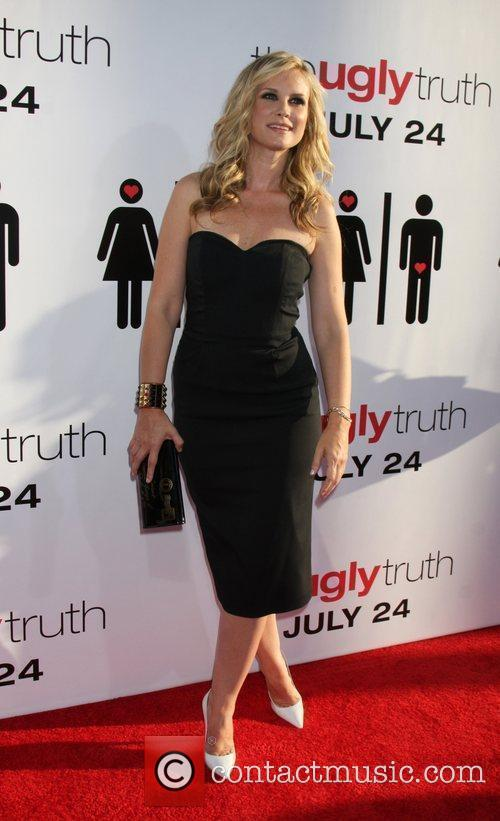 Bonnie Somerville The Ugly Truth Premiere at the...