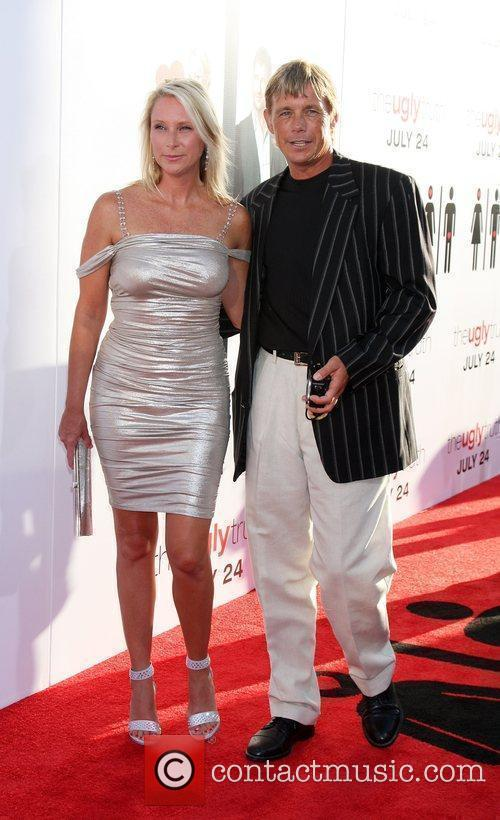 Christopher Atkins & Date The Ugly Truth Premiere...
