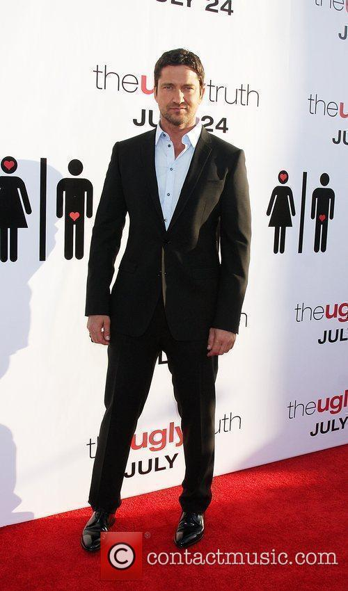 Gerard Butler and Arclight Theater 4