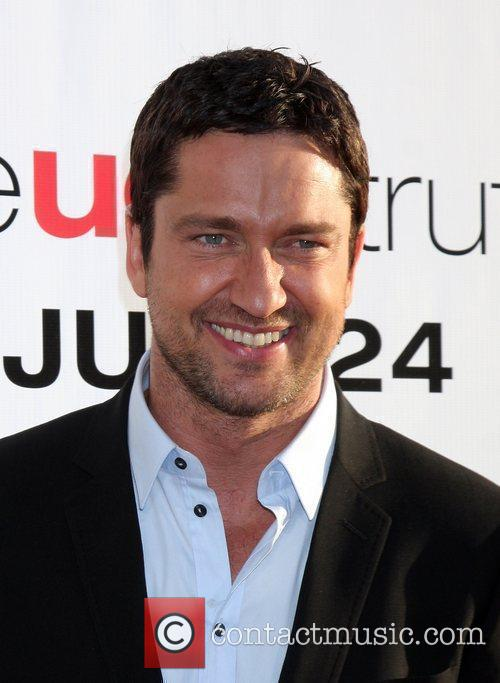 Gerard Butler and Arclight Theater 2