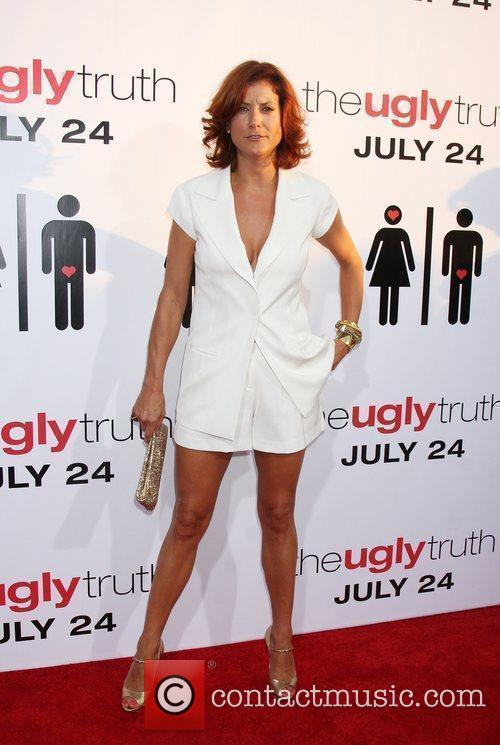 Kate Walsh The Ugly Truth Premiere at the...
