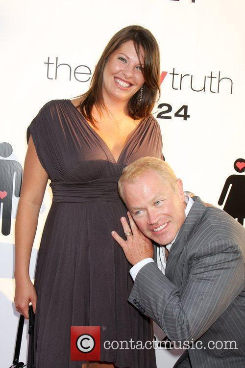 Neal McDonough & wife Ruve The Ugly Truth...