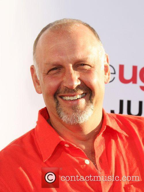 Nick Searcy The Ugly Truth Premiere at the...
