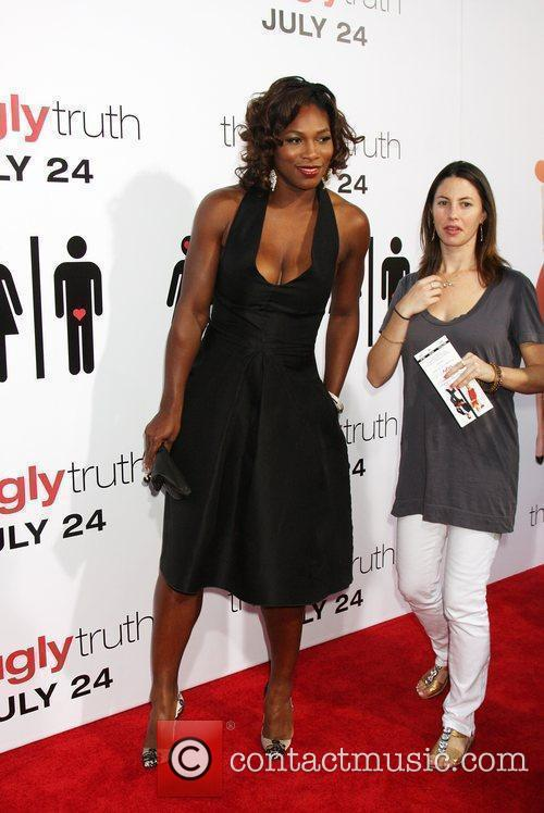 Serena Williams The Ugly Truth Premiere at the...