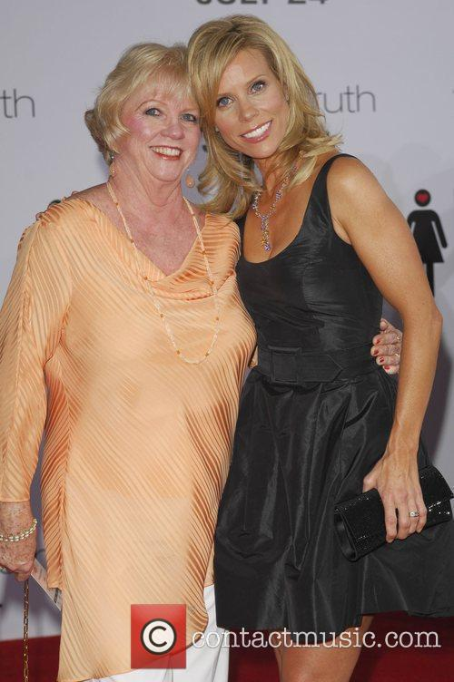 Cheryl Hines With Her Mother Rosemary and Arclight Theater 8