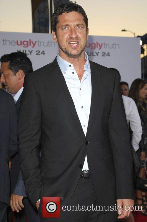 Gerard Butler and Arclight Theater 9
