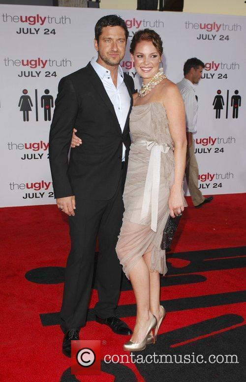 Gerard Butler, Katherine Heigl and Arclight Theater 11