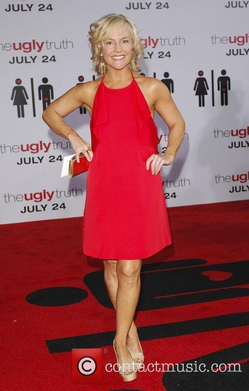 Rachel Harris The Ugly Truth Premiere at the...